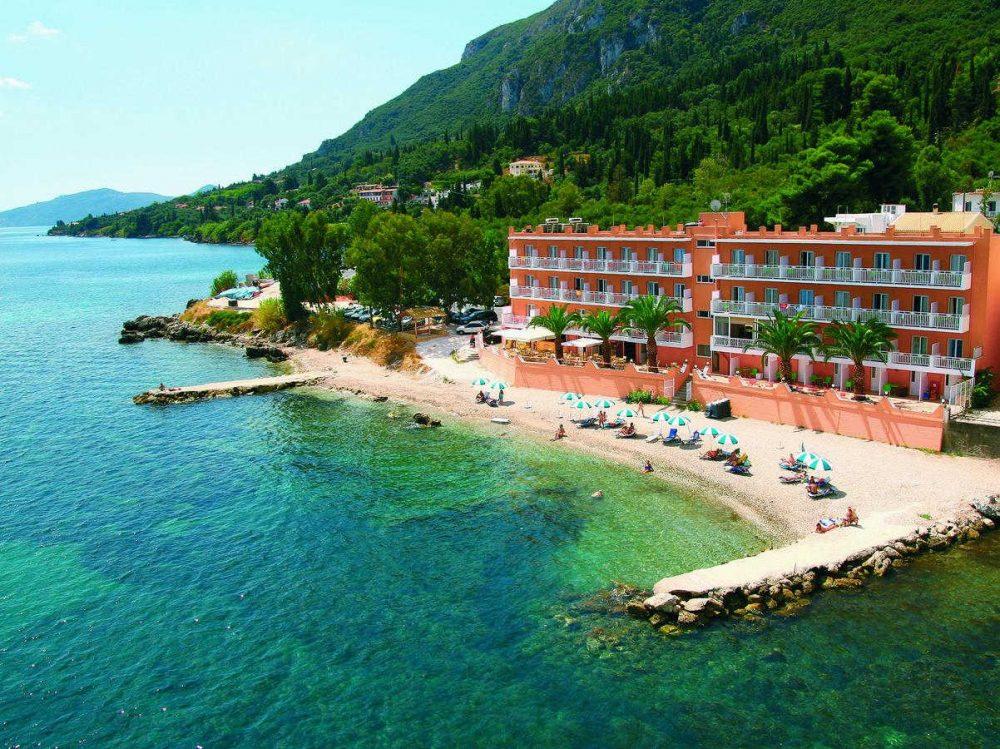 Лучшие места для отдыха в Греции на море