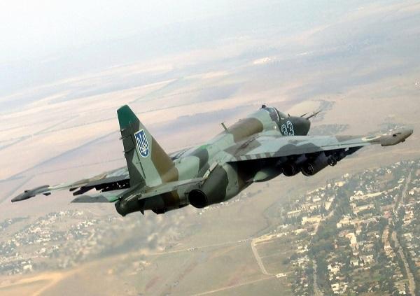 Су-25 украина