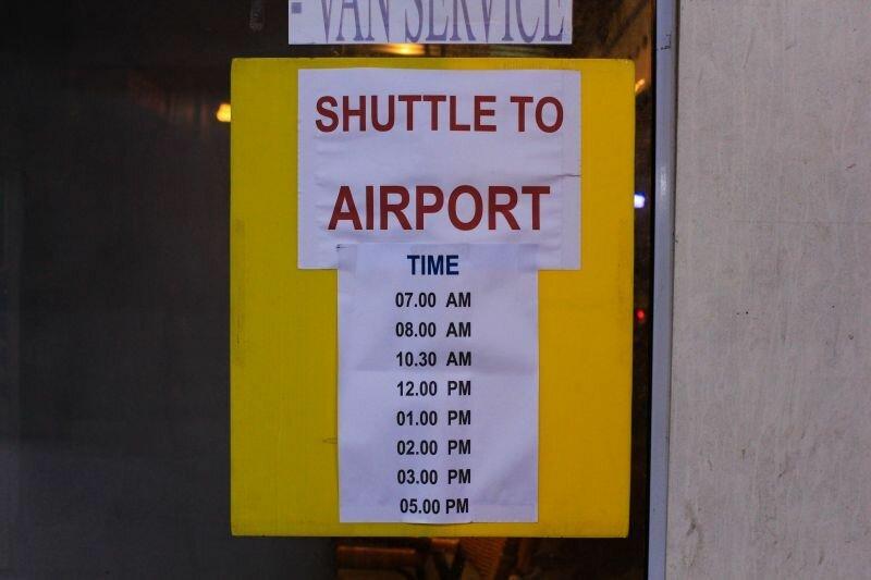 как добраться до аэропорта краби