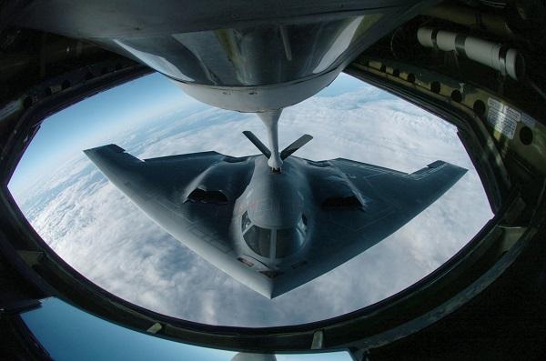 Northrop B-2 Spirit фото