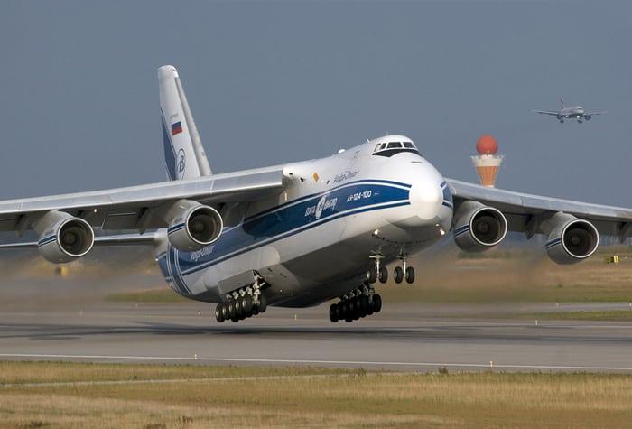 АН -124 100