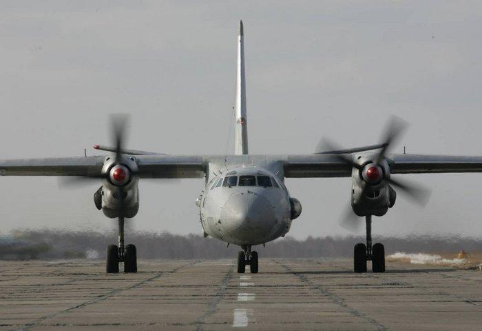 АН-26 фот