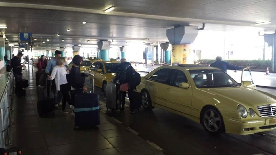 такси в афинах от аэропорта