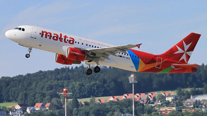 """Мальтийский флагман гражданской авиации - авиакомпания """"Air Malta"""""""