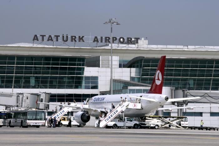 Ататюрка – самый большой и комфортабельный из аэропортов Турции