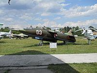 Yakovlev Yak-28U state aviation museum zhulyany (180).jpg
