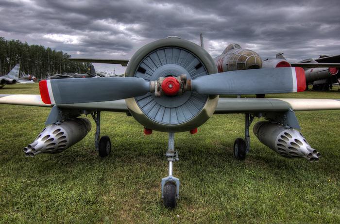 Як-52 Штурмовик