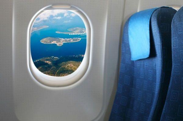 Места у окна позволят получить незабываемые впечатления от первого рейса