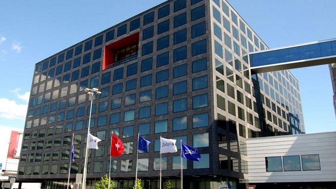 Radisson Blu Zurich Airport Hotel