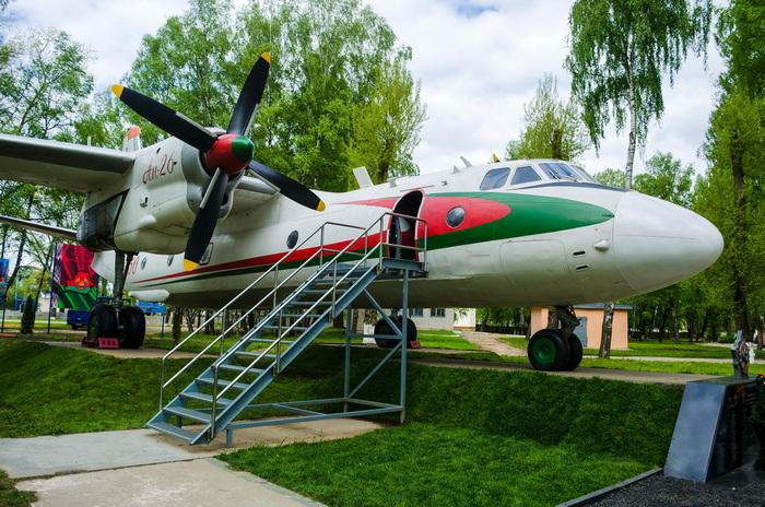 Самолет АН 26