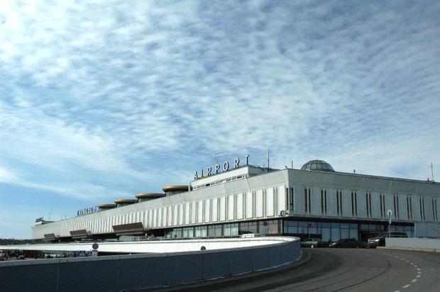 Терминал Пулково 1 (сейчас используется для внутренних рейсов)