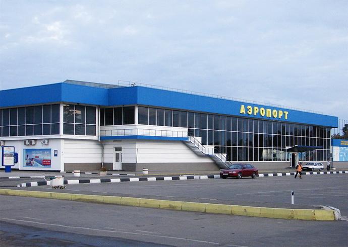 аэропорт в Симферополе