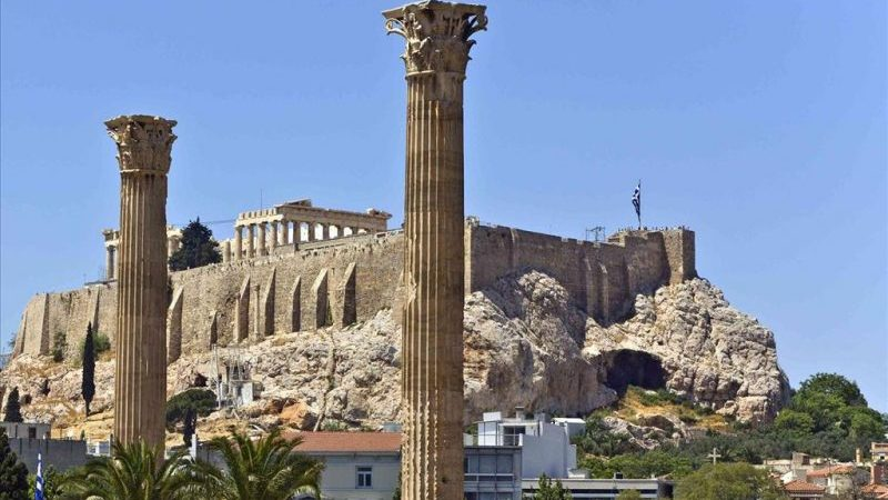 сколько часов лететь до Греции из Москвы прямым рейсом