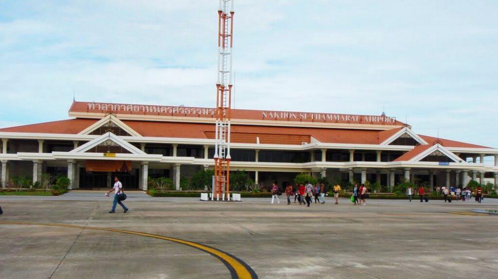Аэропорт Накхонситхаммарат в Тайланде
