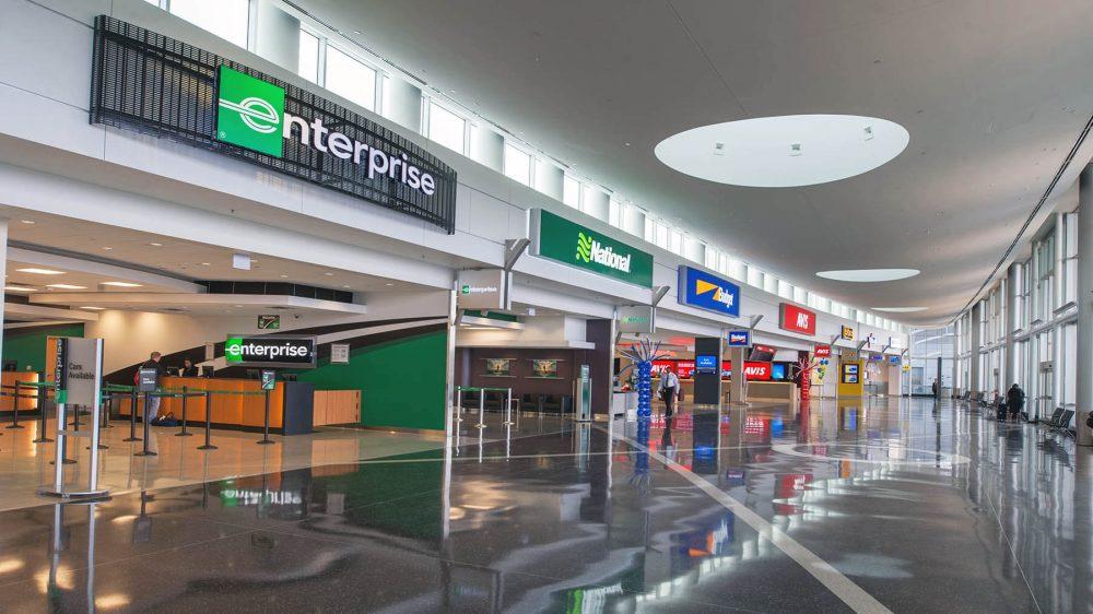 Прокат автомобилей в аэропорту
