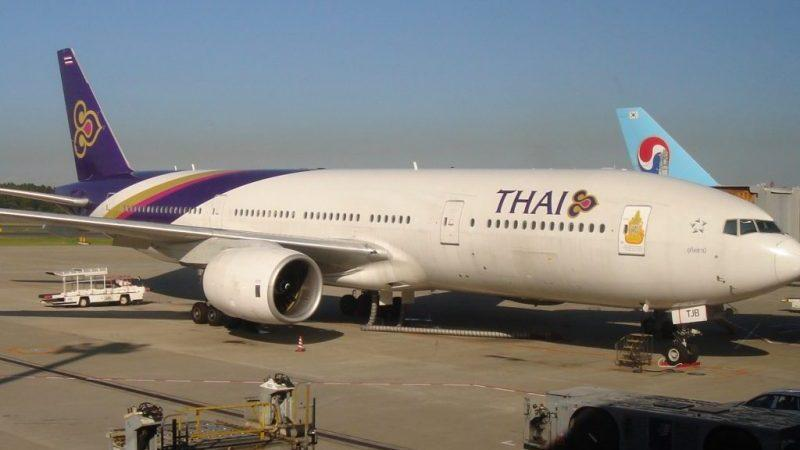 фото Boeing 777