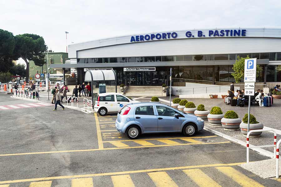 Аэропорт Рим-Чампино