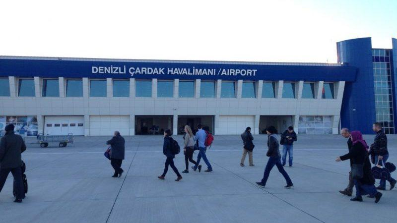 Турция аэропорт Денизли2