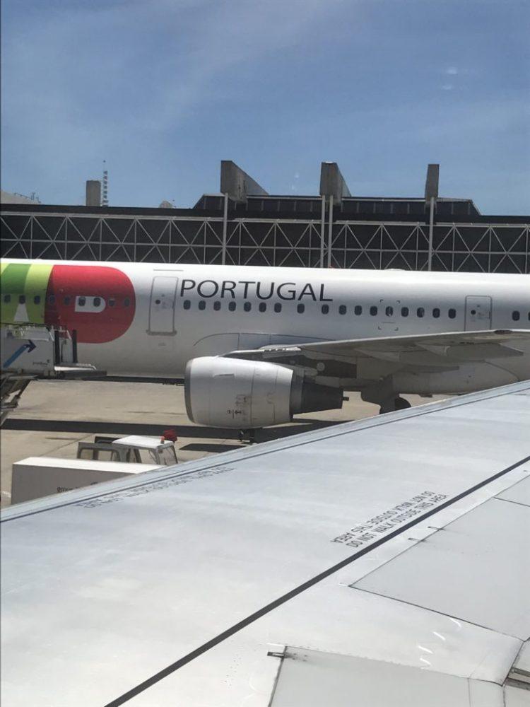 аэропорт Португалии