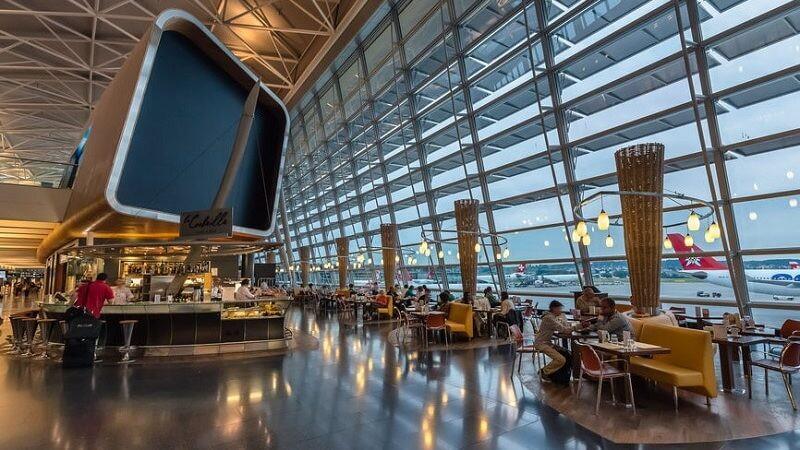 Международный аэропорт Цюриха