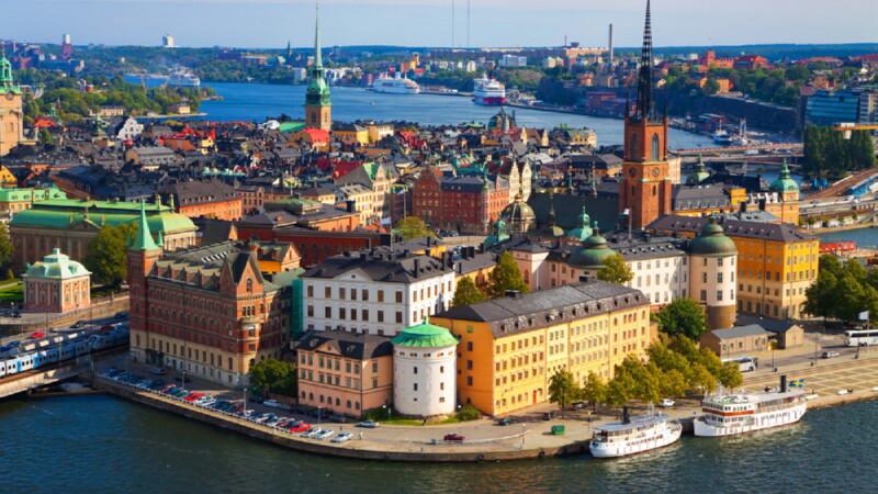 Общая информация о Стокгольме