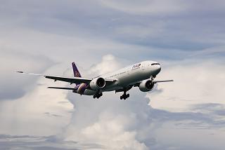 Боинг-777-300 Тайских авиалиний