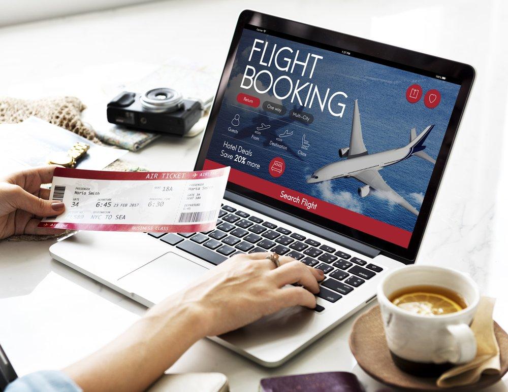 Проверка билета на сайте авиакомпании