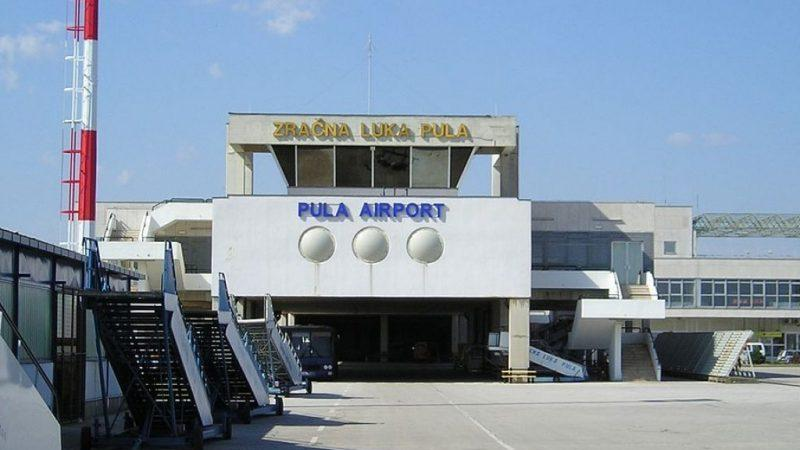 название аэропортов в Хорватии