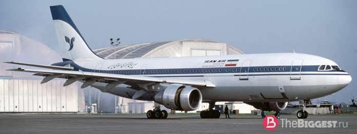 Рейс IR655