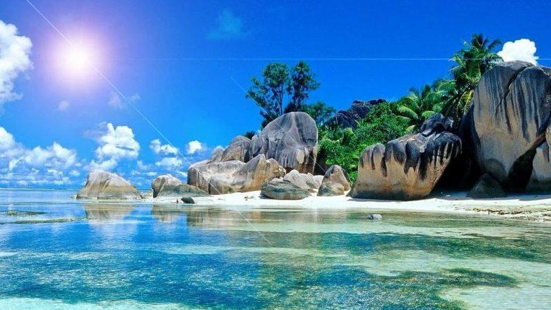 Сколько по времени лететь на курортный остров