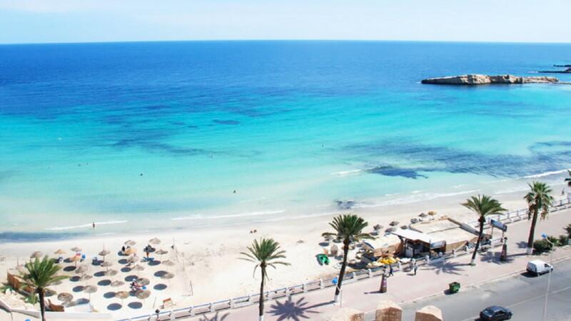 Средиземные курорты
