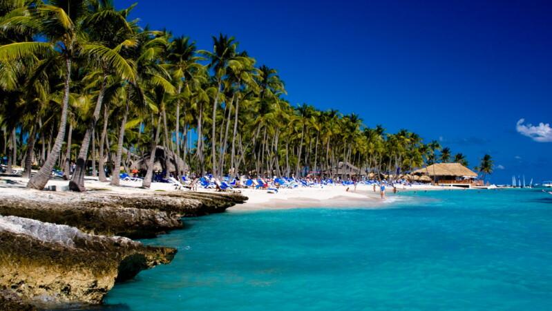 Стыковочный полет до Доминиканы