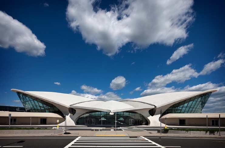 Терминал TWA