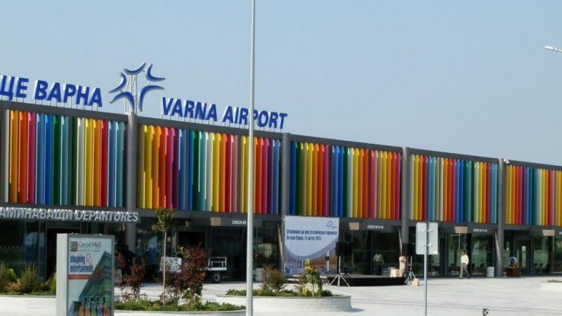 аэропорт прилета Болгарии «Солнечный Берег»