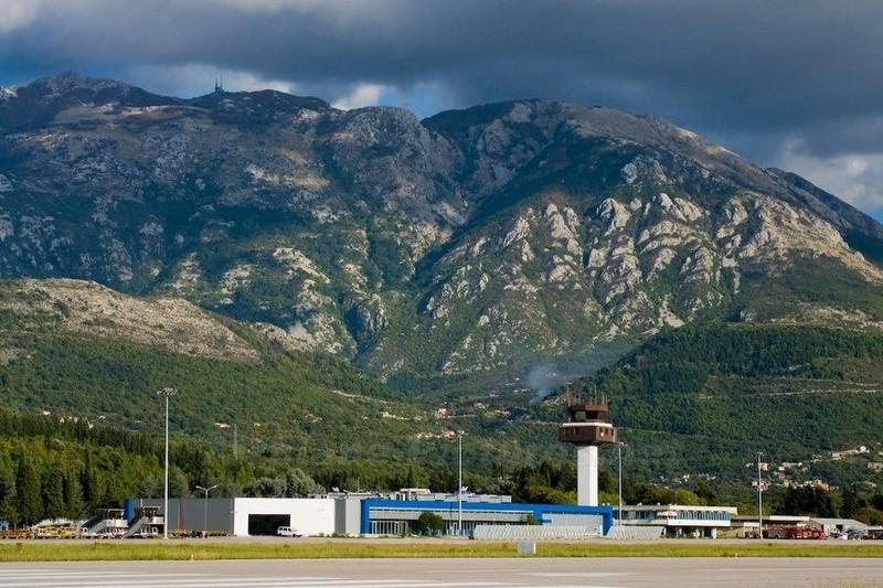 Воздушные ворота Черногории