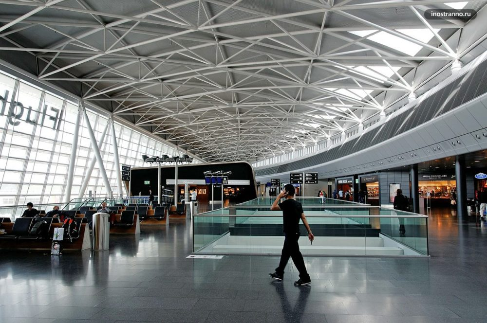 Аэропорт Цюриха как добраться