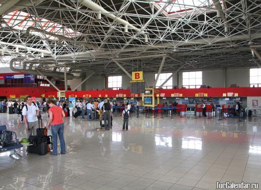 Аэропорт в Гаване – единственный на Кубе, имеющий прямое регулярной сообщение с Россией