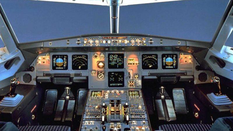 вместимость самолета Airbus A320