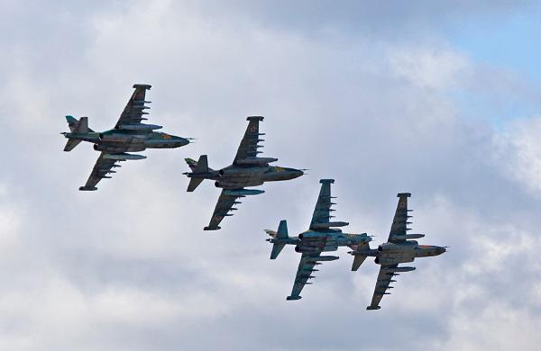 Су-25 клин