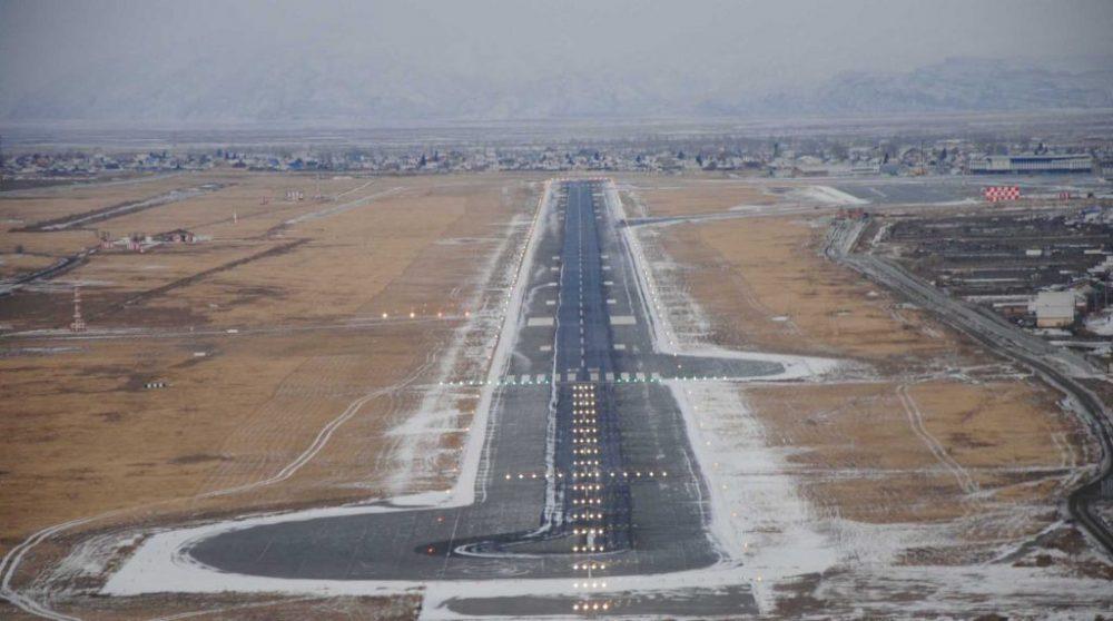 Аэродром Абакан