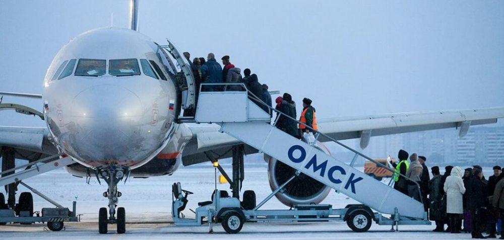 Аэропорт Омск: онлоайн-табло прилета на сегодня
