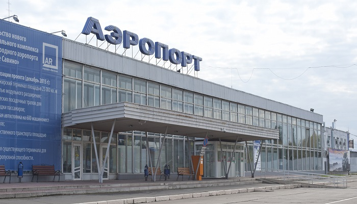 Описание аэровокзала Перми