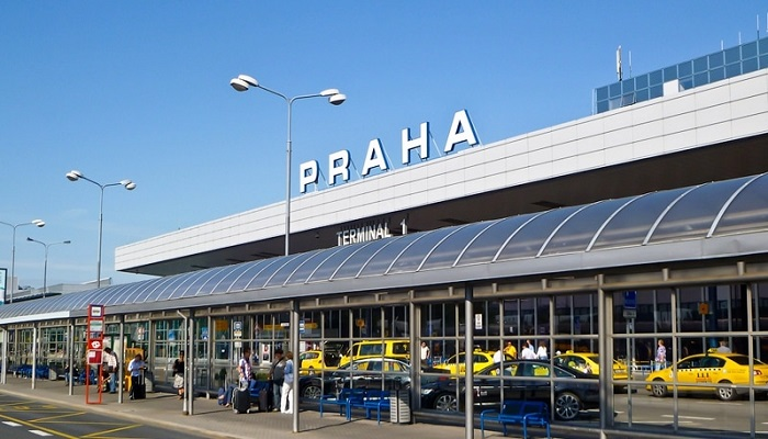 Аэропорт Праги