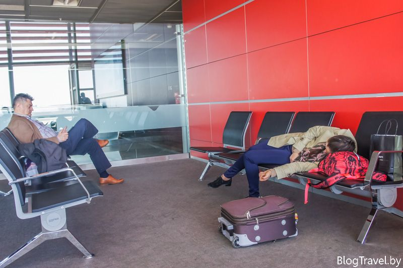 Аэропорт Стамбула Сабиха Гекчен