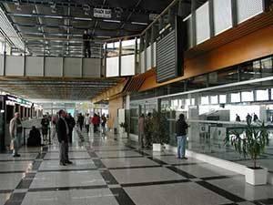 Международный аэропорт Сплит
