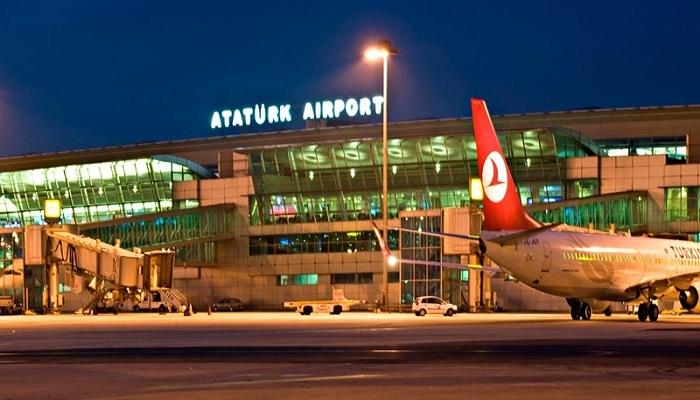 Аэропорт Стамбула