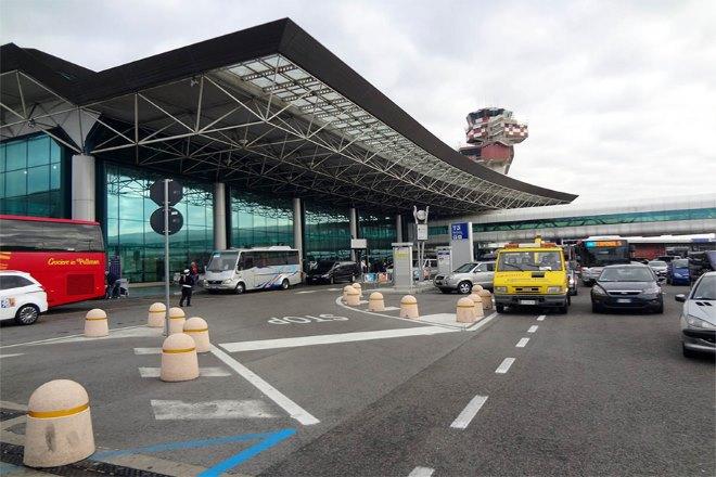 Аэропорт Фьюмичино