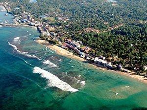 Как долететь на Шри-Ланку из России