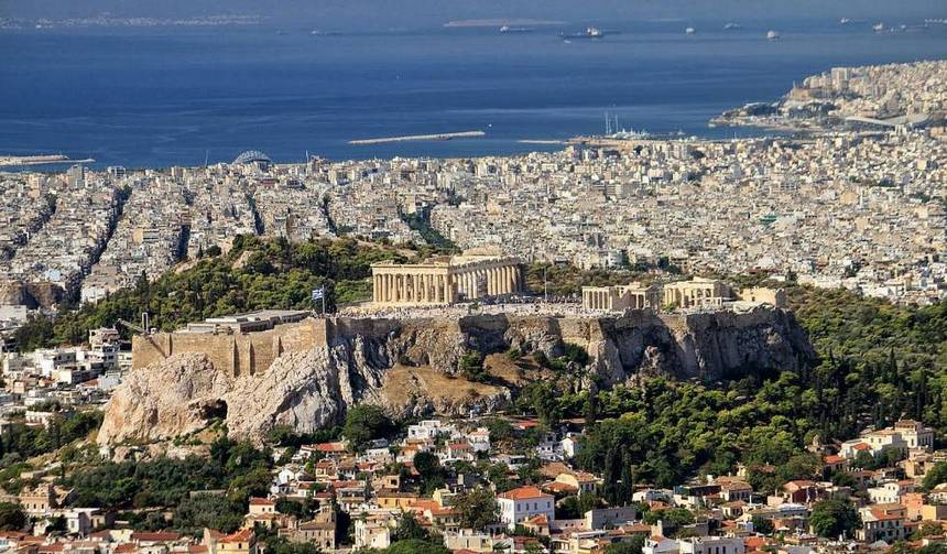 Где лучше отдыхать в Греции Афины