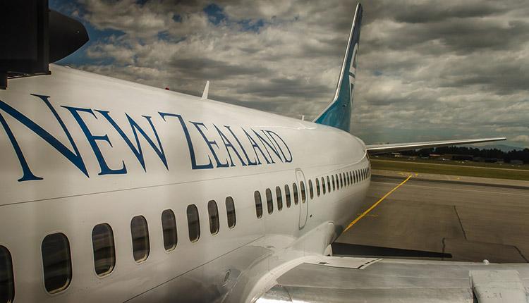 Сколько лететь до Новой Зеландии